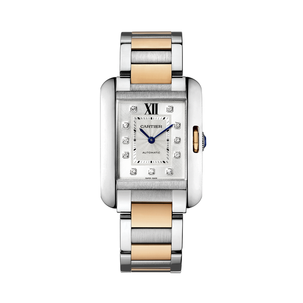 Cartier Tank Anglaise, large model WT100034