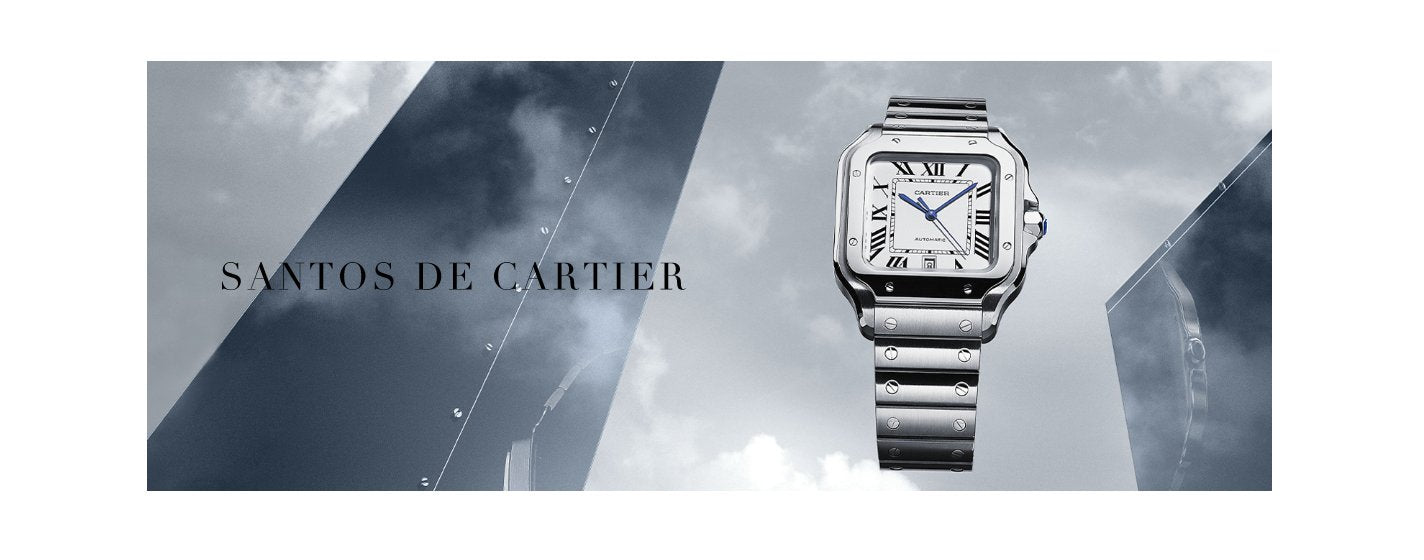 Santos de Cartier- Authorized Cartier Watch San Diego