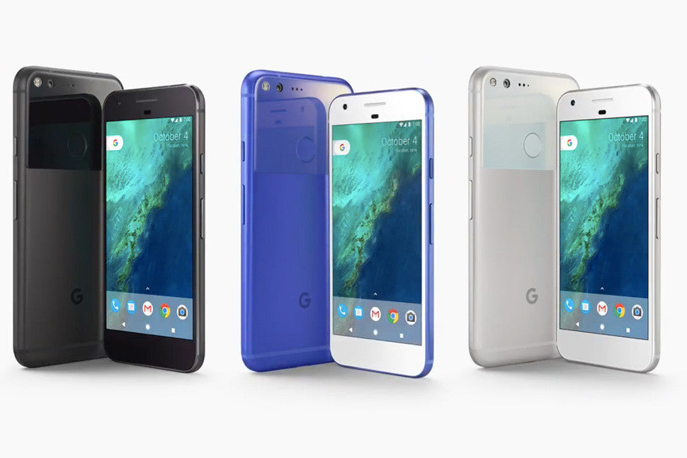 Meet Pixel , Pixel  XL , Phone by Google.