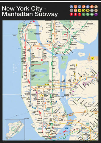 Official Ny Subway Map.Products Page 2 Awdip