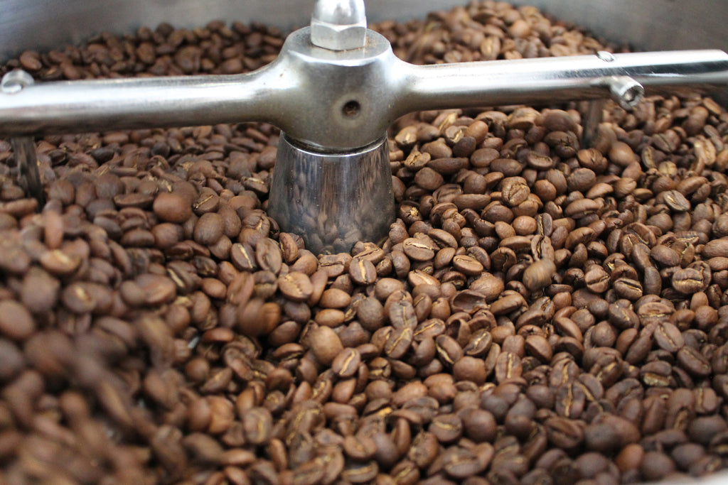The Craft of Roasting Coffee