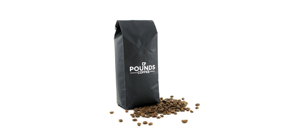 Share The Gift Of Pounds Coffee
