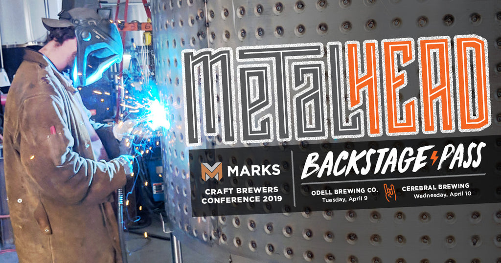 Marks Debuts New Products At The Craft Brewers Conference In