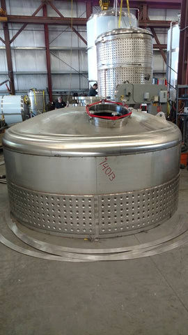Marks Design and Metalworks - Custom Brew Tanks and Brewing Systems for American Made Brewhouses