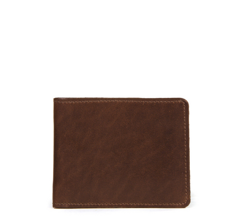 J.W. Hulme Classic Bifold Wallet - American Heritage Leather