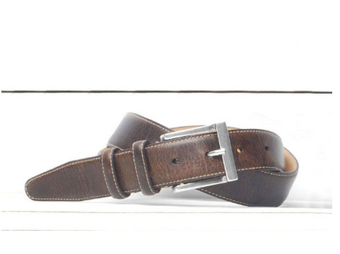 Martin Dingman Bill Belt - Walnut