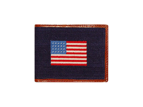 Smathers & Branson American Flag Wallet