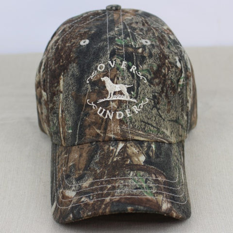 Over Under Brushed Canvas Hat - Duckblind