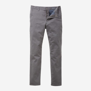 Stretch Washed Chino - Graphites