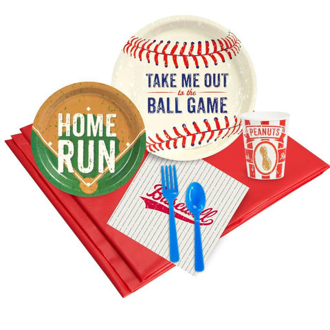 Baseball Time Party Pack
