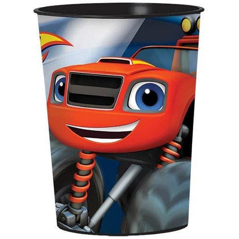 Blaze and the Monster Machines 16oz. Plastic Cup