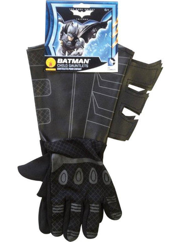 Batman Dark Knight Child Batman Gauntlets