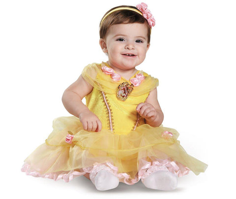Beauty and the Beast - Belle Infant Costume