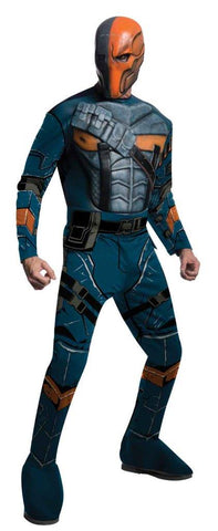 Batman Arkham Dlx Deathstroke Adult Costume