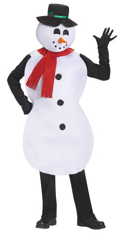 Adult Snowman Tunic Costume
