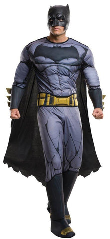 Batman v Superman: Dawn of Justice - Deluxe Batman Costume For Men