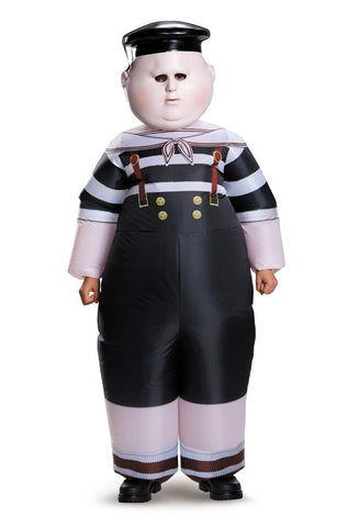 Alice Through the Looking Glass: Inflatable Tweedle Dee/Dum Child Costume