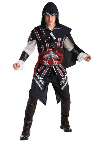 Assassin's Creed: Ezio Deluxe Adult Costume