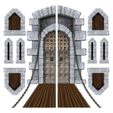 Castle Door and Window Props Add-Ons