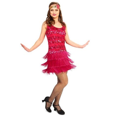 20's Vintage Inspired Flapper Adult Costume
