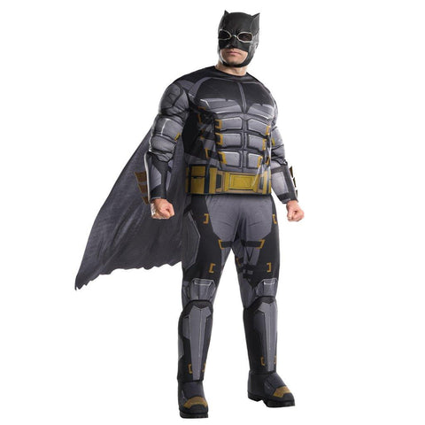 Justice League Movie - Tactical Batman Adult Plus Costume