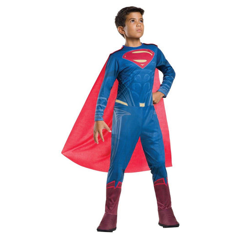 Batman V Superman: Dawn Of Justice - Superman Boys Costume