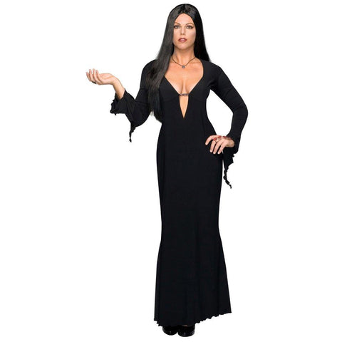 Morticia Plus Size Adult Costume