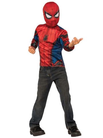 Spider-Man 2-in-1 Boys Reversible Costume