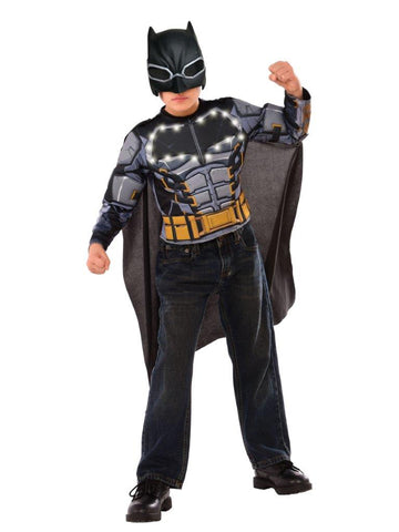 Batman Armor Light Up Child Costume