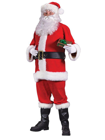 Santa Suit Economy Adult Costume