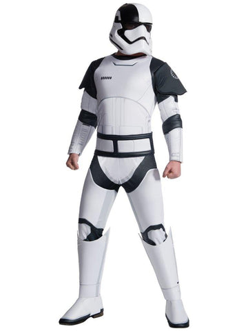 Star Wars Episode VIII - The Last Jedi Deluxe Adult Executioner Trooper Costume