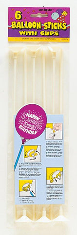 Balloon Sticks (6)