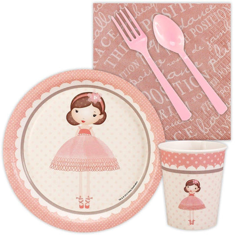 Ballerina Tutu Snack Party Pack