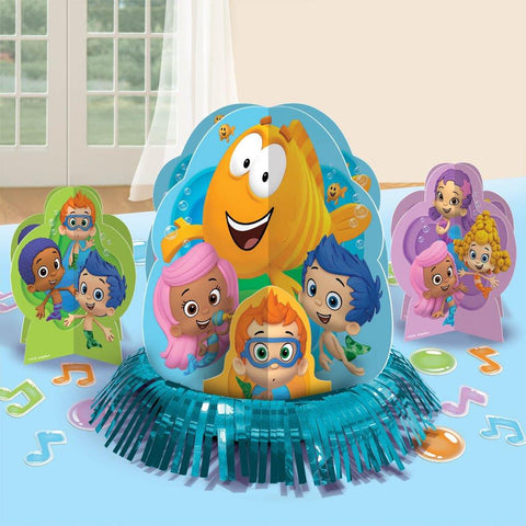 Bubble Guppies Table Decorating Kit