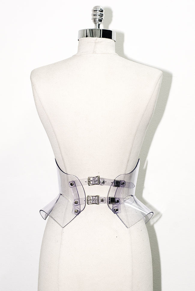 Bat Belt - Clear PVC