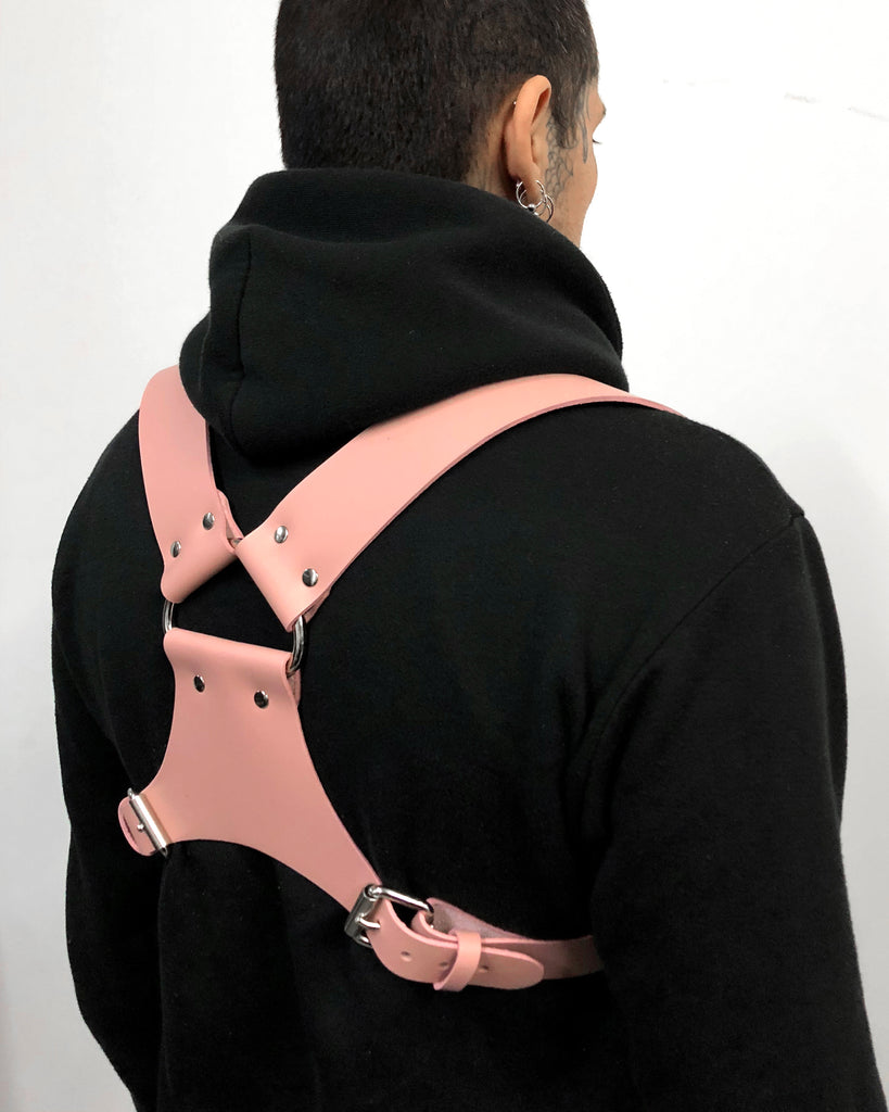 Leo Harness - Blush