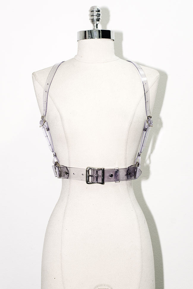 SEE NOW SHIP NOW - Signature Harness - Clear PVC