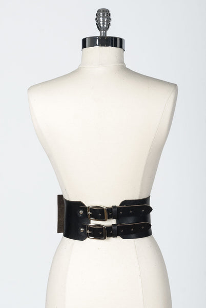 Oversized Buckle Belt