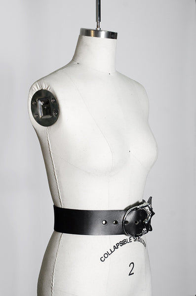 Sexy Lady Buckle Belt