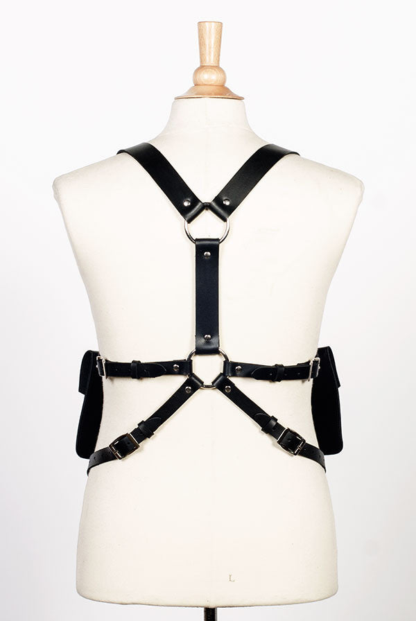 Twin Holster Harness
