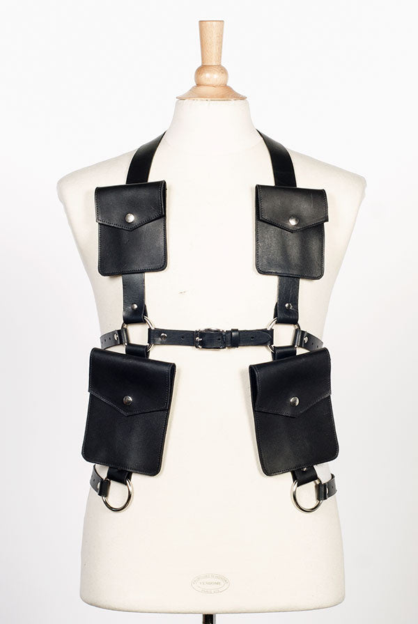Quad Holster Harness