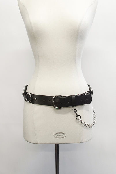 SEE NOW SHIP NOW - Woven Ring Belt