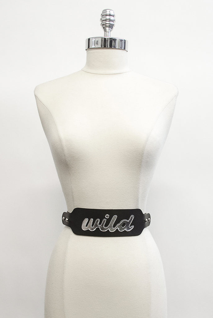 SEE NOW SHIP NOW - WILD Belt