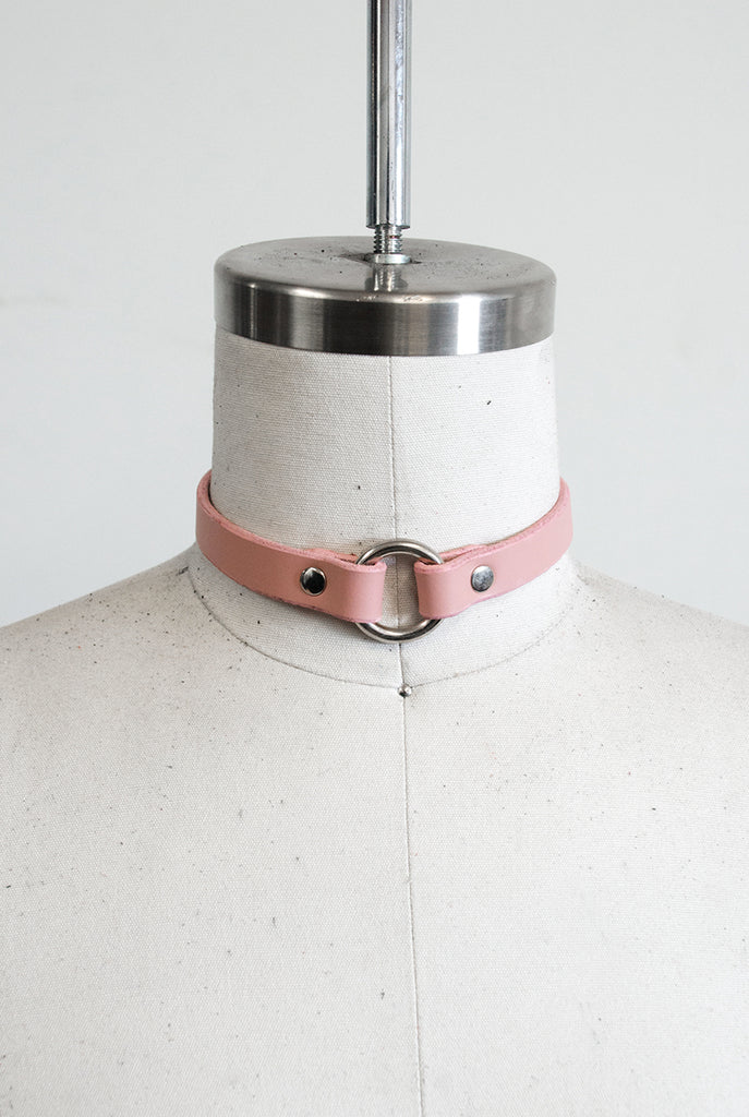 Signature Choker - Blush