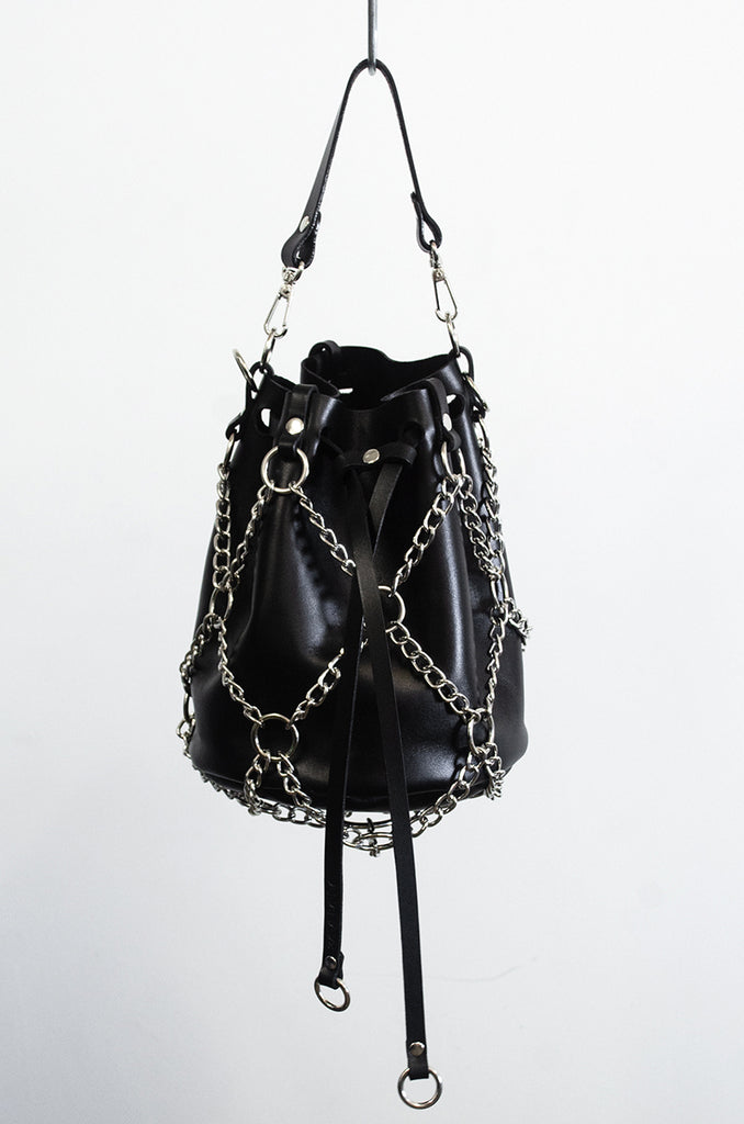Mini Chain Linked Bucket