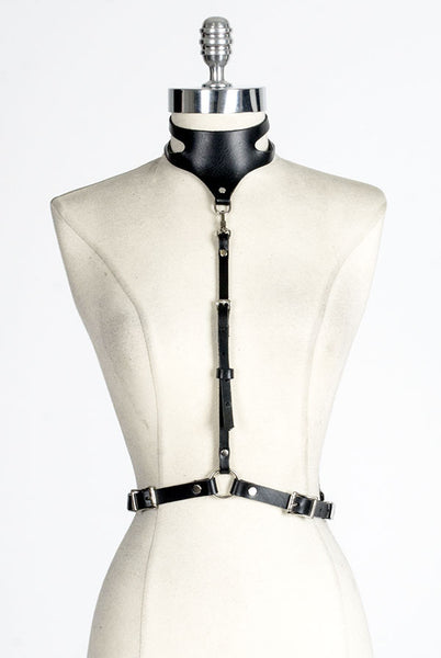 SEE NOW SHIP NOW - Garter Collar Harness