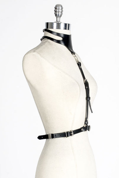 Garter Collar Harness