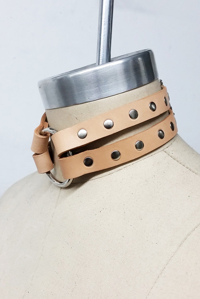 SEE NOW SHIP NOW - Gigi Collar - Studded