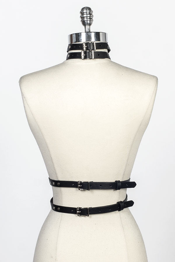 SEE NOW SHIP NOW - Gigi Harness - Studded