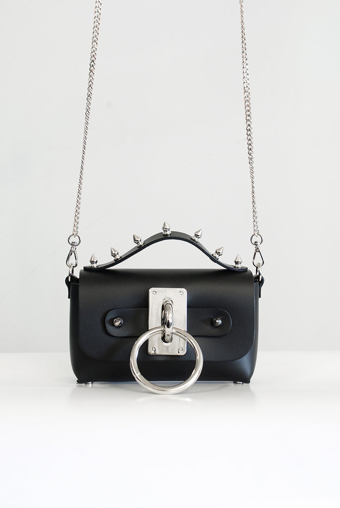 Mini Choker Bag - Spiked (+ More Colors)